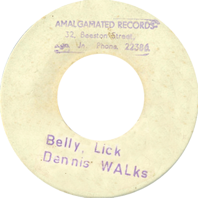 Dennis Walks Drumbago Belly Lick The Game Song