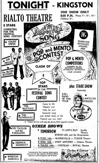 Festival 1966 |