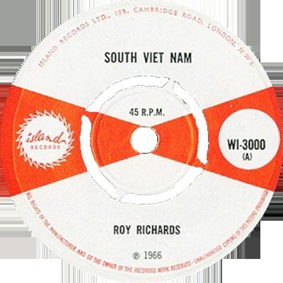 Roy Richards - South Viet Nam
