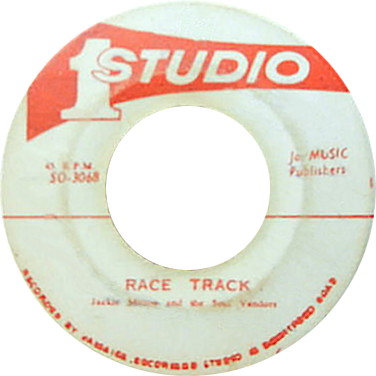 Jackie Mittoo Bases Race Track I Dont Mind